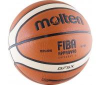 Мяч баскетбольный Molten BGF5X р.5