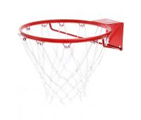 Кольцо баскетбольное облегченное с сеткой, диам. 45 см