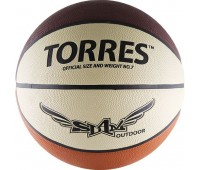 "Мяч баскетбольный ""TORRES Slam"" арт.B00067, р.7"