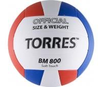 Мяч волейбольный TORRES BM800 арт. V30025
