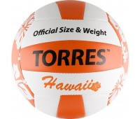"Мяч волейбол. ""TORRES Hawaii"" арт.V30075B, р.5,"