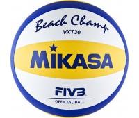 "Мяч для пляжного волейбола ""MIKASA VXT30"", р.5"