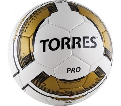 Мяч футбольный TORRES Pro Арт. F30015, р.5