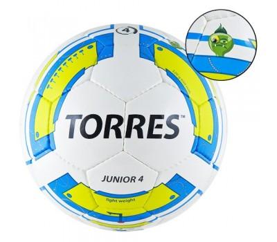 """Мяч футбольный. """"TORRES Junior-4"""" арт.F30234, р.4, вес 310-330"""
