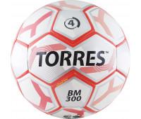 Мяч футбольный TORRES BM 300 Арт. F30744, р.4