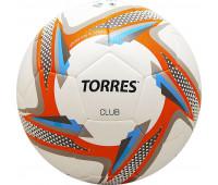 """Мяч футбольный. """"TORRES Club"""" арт.F31835, р.5"""