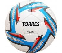 """Мяч футбольный """"TORRES Match"""" арт.F31825, р.5"""