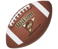 "Мяч для американского. футбола ""WILSON NCAA Game Ball Replica"" арт.WTF1730,"