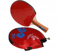 Ракетка настольного тенниса 1* арт. 6621