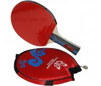 Ракетка настольного тенниса 2* арт. 6622