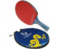 Ракетка настольного тенниса 1* арт. 8621