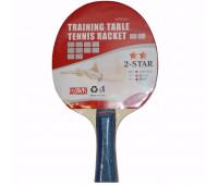 Ракетка для настольного тенниса 2* HKTB102-1