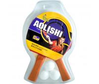 Набор для настольного тенниса 2 ракетки,3 шарика T07619