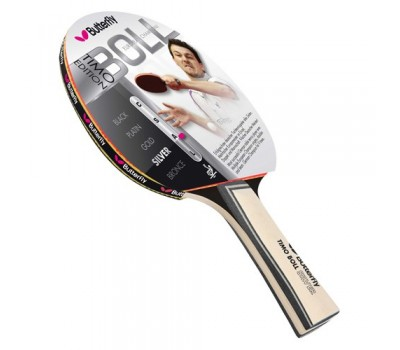 Ракетка для настольного тенниса Butterfly Timo Boll silver