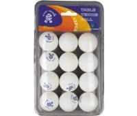 Набор мячей для настольного тенниса Dragon 12 шт.