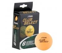 Набор мячей для настольного тенниса Stiga Club Select