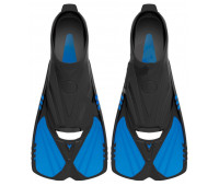 Ласты для плавания F49(482) размер 44-45 (синие)