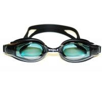 Очки для плавания с диоптриями Whale -5