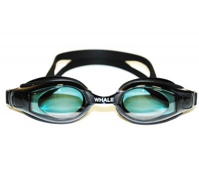 Очки для плавания с диоптриями Whale -6