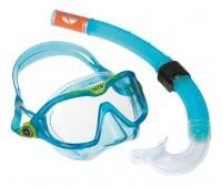 TN181300 Комплект MIX маска + трубка, aqua