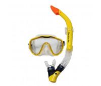 Комплект Aqualung: маска Оверсайз Про + трубка 327SS ALS 60721 G