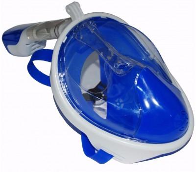 Маска для плавания полнолицевая Stingrey M6109