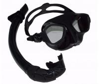 Набор для плавания (маска + трубка) M6206BB