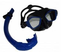 Набор для плавания (маска + трубка) M6206BDB