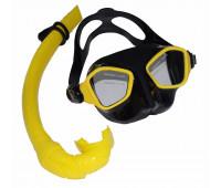 Набор для плавания (маска + трубка) M6206BY