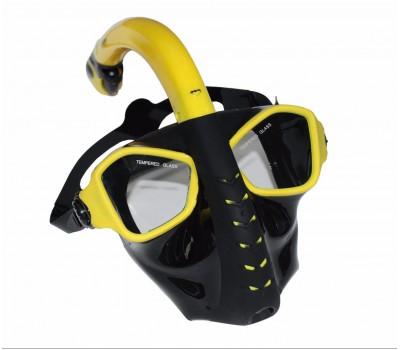 Маска для плавания полнолицевая Stingrey M6209