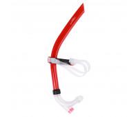 Трубка фронтальная для плавания Light Swim SNORKEL SN 24 Red