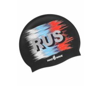 Силиконовая шапочка Mad Wave RUS