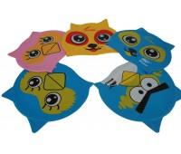 Шапочка для плавания детская CAP 1600