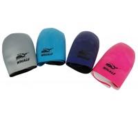 Шапочка для плавания одноцветная CAP1800