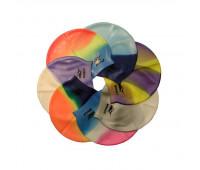 Шапочка для плавания многоцветная CAP200
