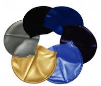 Шапочка для плавания одноцветная CAP600