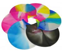 Шапочка для плавания многоцветная XB