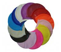 Шапочка для плавания одноцветная SS