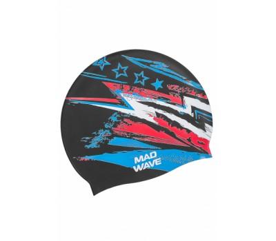 Силиконова шапочка Mad Wave STERN M0559 14 0 05W