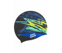 Силиконова шапочка Mad Wave STERN M0559 14 0 06W