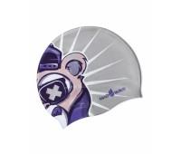 Юниорская силиконовая шапочка Mad Wave SWAG M0578 06 0 00W