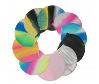 Шапочка для плавания многоцветная TL