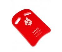 Доска для плавания Mad Wave Kickboard Cross Red