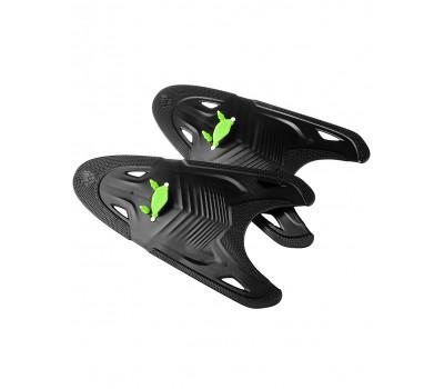 Лопатки для плавания MAD WAVE FREESTYLE Black