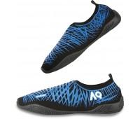Коралловые тапочки AQURUN Basic размер 40-42 blue