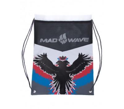 Мешок Mad Wave RUS DRY GYM BAG, 45,5x38