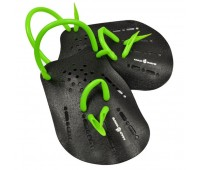 Лопатки для плавания MAD WAVE PADDLES размер L