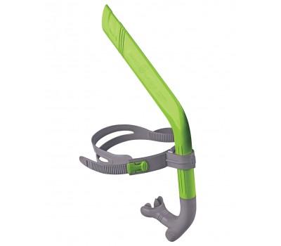 Трубка фронтальная для плавания PRO SNORKEL JUNIOR Green