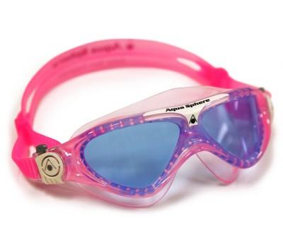 Очки для плавания Aqua Sphere Vista Jr AS MS1740209LB