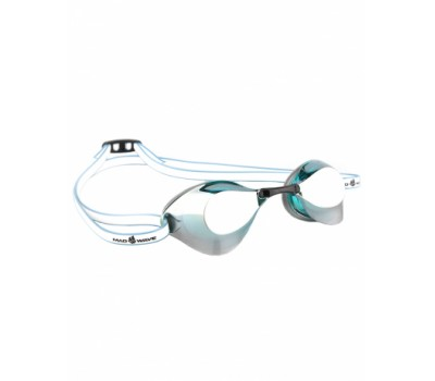 Стартовые очки Mad Wave Turbo Racer II Mirror Бирюзовый M0458 07 0 10W